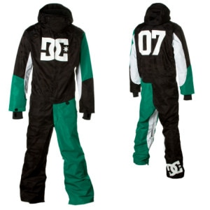 DC Block One-Piece Snow Suit - Men's - 2009