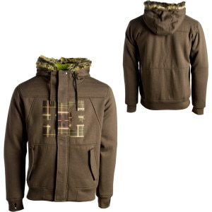 DC Trillions Full-Zip Hooded Sweatshirt - Men's
