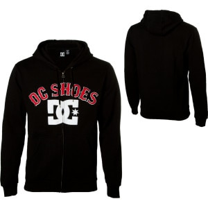 DC Fenway Full-Zip Hooded Sweatshirt - Men's - 2010