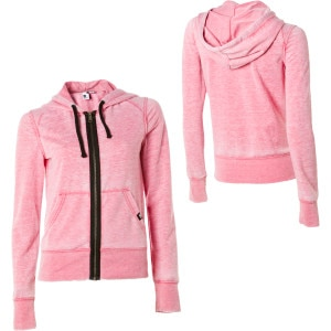 DC Wilde Full-Zip Hooded Sweatshirt - Women's - 2011
