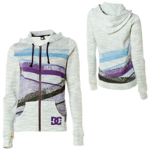 DC Call Me Crazy Full-Zip Hooded Fleece Sweatshirt - Women's - 2011