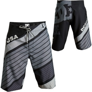 DC Laced Up Board Short - Men's - 2011