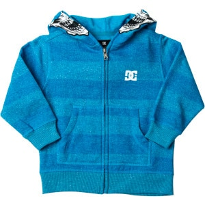Rebeled Full-Zip Hoodie - Little Boys'