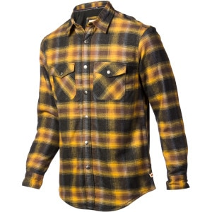 Archer Flannel Shirt - Long-Sleeve - Men's