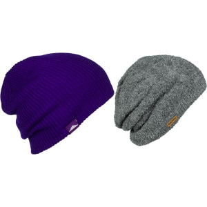 Sigma/Jenuine Beanies - Women's - 2-Pack