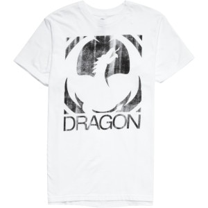 Dragon Big Block Slim T-Shirt - Short-Sleeve - Men's