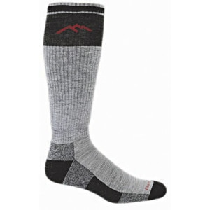 Merino Wool Over-The-Calf Cushion Ski Sock - Men's