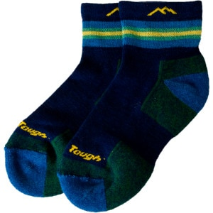 Merino Wool Benjamin Rugby Cushion Hiking Sock - Boys'