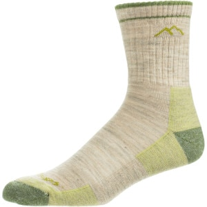 Micro Crew Cushion Merino Wool Hiking Sock - Women's