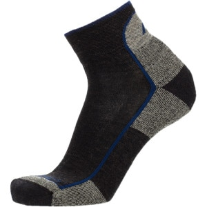 Merino Wool 1/4 Cushion Hiking Sock - Men's