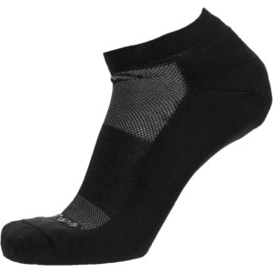 Coolmax No-Show Cushion Running Sock - Men's