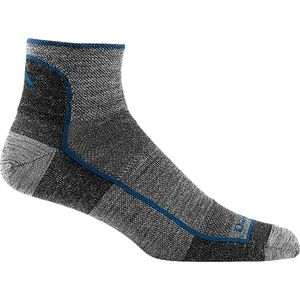 Merino Wool Mesh 1/4 Running Sock