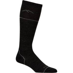 Merino Wool Over-The-Calf Ultra Light Ski Sock - Men's