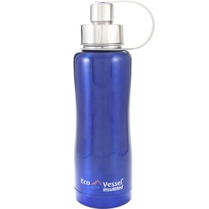 Eco Vessel Boulder Triple Insulated Water Bottle - 25oz