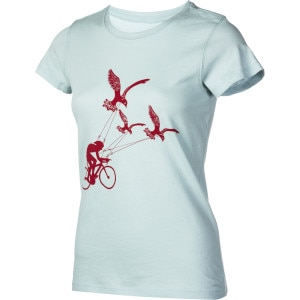 Flying Uphhill T-Shirt - Short-Sleeve - Women's