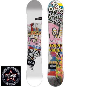 The Live Series Snowboard