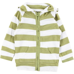 Jersey Full-Zip Hoodie - Infant Boys'
