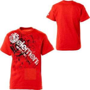 Element Cut Out T-Shirt - Short-Sleeve - Boys' - 2009