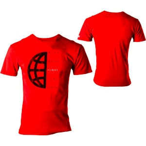 Element Global Team Slim-Fit T-Shirt - Short-Sleeve - Men's - 2011