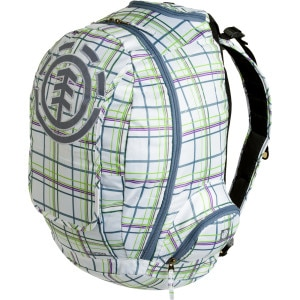 Element Gamine Plaid Backpack - Women's - 2011