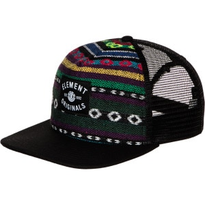 Ikat Trucker Hat