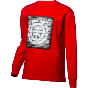 Bricks T-Shirt - Long-Sleeve - Boys'