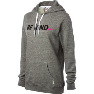 Kind Fleece Pullover Hoodie - Women's