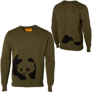 Enjoi Panda Crew Sweater - Men's - 2008