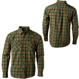 Enjoi All In Plaid Shirt - Long-Sleeve - Men's - 2010