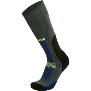 Silver Board Zone Snowboard Sock
