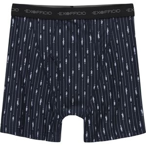 Give-N-Go Printed Boxer Brief - Men's