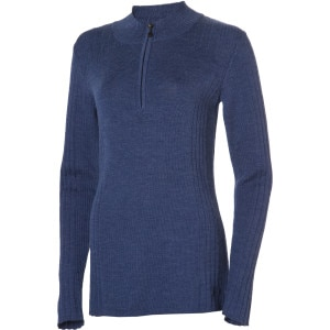 Venture Wool 1/4-Zip Sweater - Women's