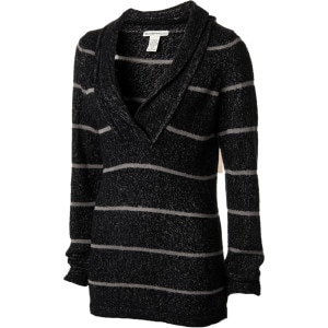Vona Shawl Collar Sweater - Women's