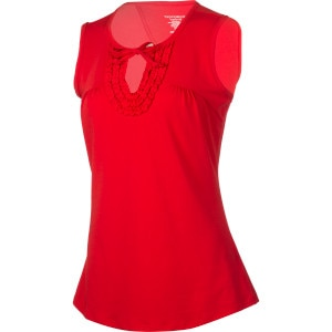 Go To Ruffle Top - Sleeveless - Women's