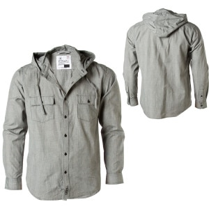 Ezekiel Caldwell Hooded Shirt - Long-Sleeve - Men's - 2010