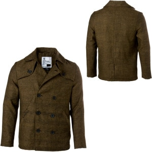 Ezekiel Crowe Peacoat Jacket - Men's - 2010