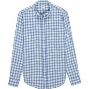 Faherty Doublecloth Ventura Shirt - Men