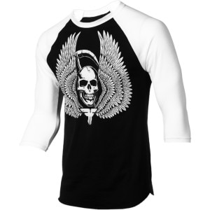 Fallen Easy Raglan T-Shirt - 3/4-Sleeve - Men's - 2012