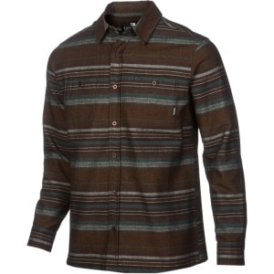 Fourstar Clothing Co Anderson Woven Shirt - Long-Sleeve - Men's  - 2012