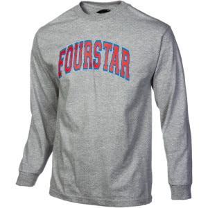 Fourstar Clothing Co Arched T-Shirt - Long-Sleeve - Men's  - 2012