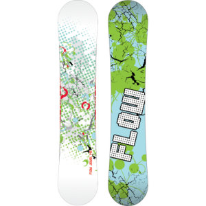Flow Jewel Snowboard - Women's - 2009