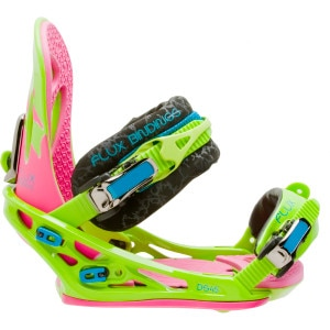 Flux DS45 - Distortion Snowboard Binding - 2010