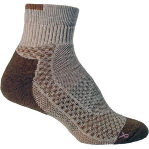 Endurance Quarter Crew Sock - Women's
