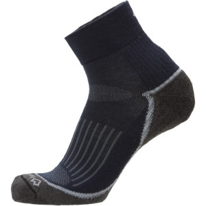 Trail Quarter Crew Sock
