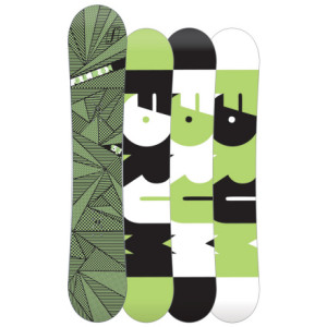 Recon Snowboard - Wide