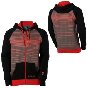 Euro Full-Zip Hooded Sweatshirt - Men's