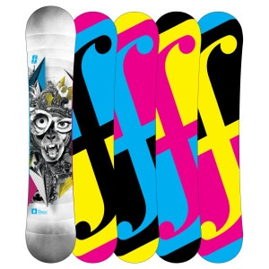 Forum Youngblood Chillydog Snowboard - Wide