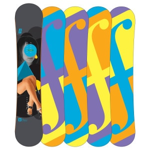 Forum Youngblood DoubleDog Snowboard - 2011