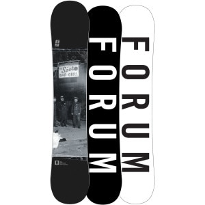 Forum Destroyer DoubleDog Snowboard - Wide