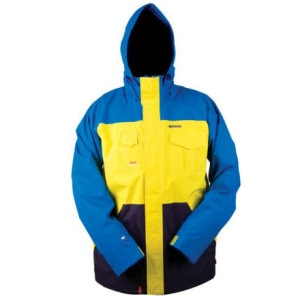 Foursquare Searle Jacket - Mens
